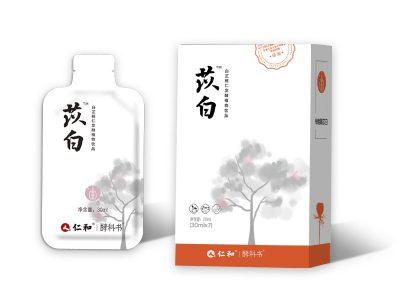酵素白芷桃仁本草健康植物发酵饮